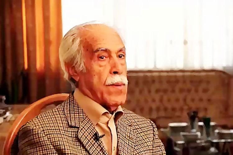 منصور اوجی شاعر وچهره ماندگار فارس درگذشت